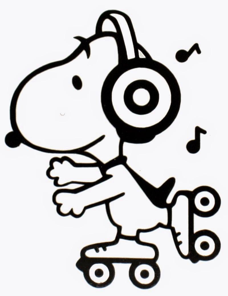 Desenhos Do Snoopy E Turma Para Colorir Pintar Imprimir No Jogos