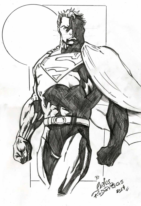 Carlos Rodriggs  Como Desenhar  Super Heróis – A Postura