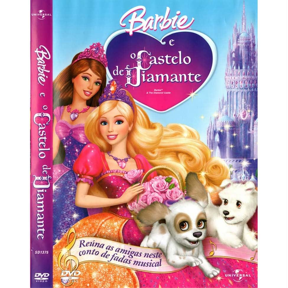 Barbie E Diversão   Lista De Filmes Lançados Da Barbie