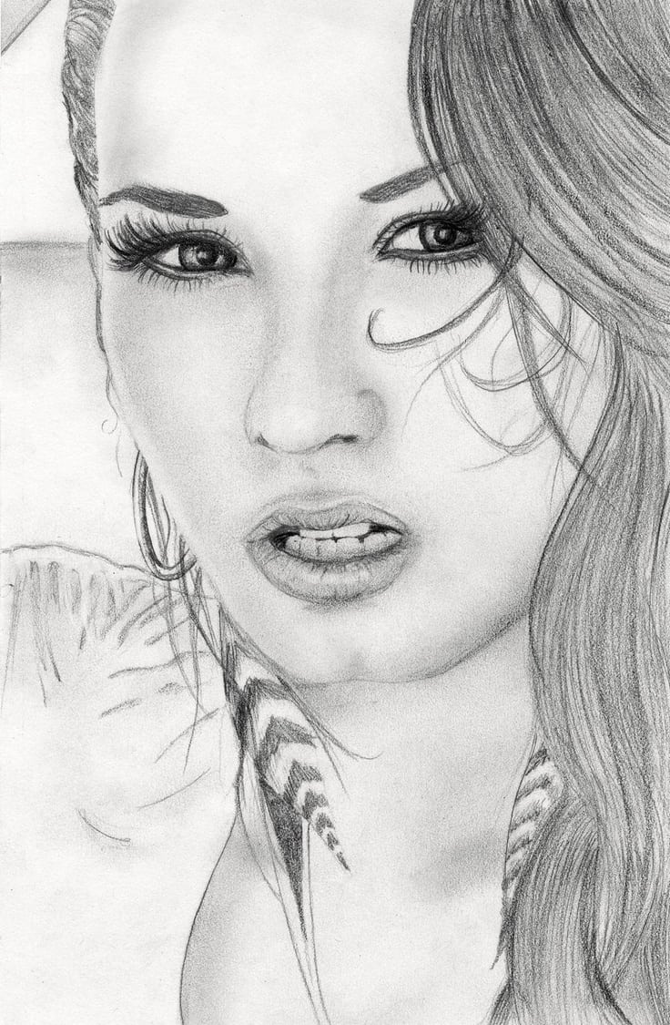 20 Best Images About Demi's Drawings On Coloring City