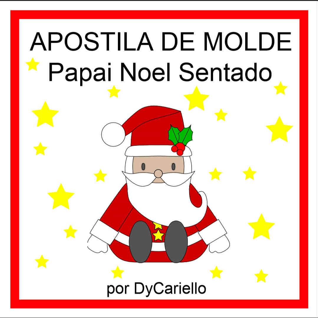 Apostila Digital Papai Noel Sentado