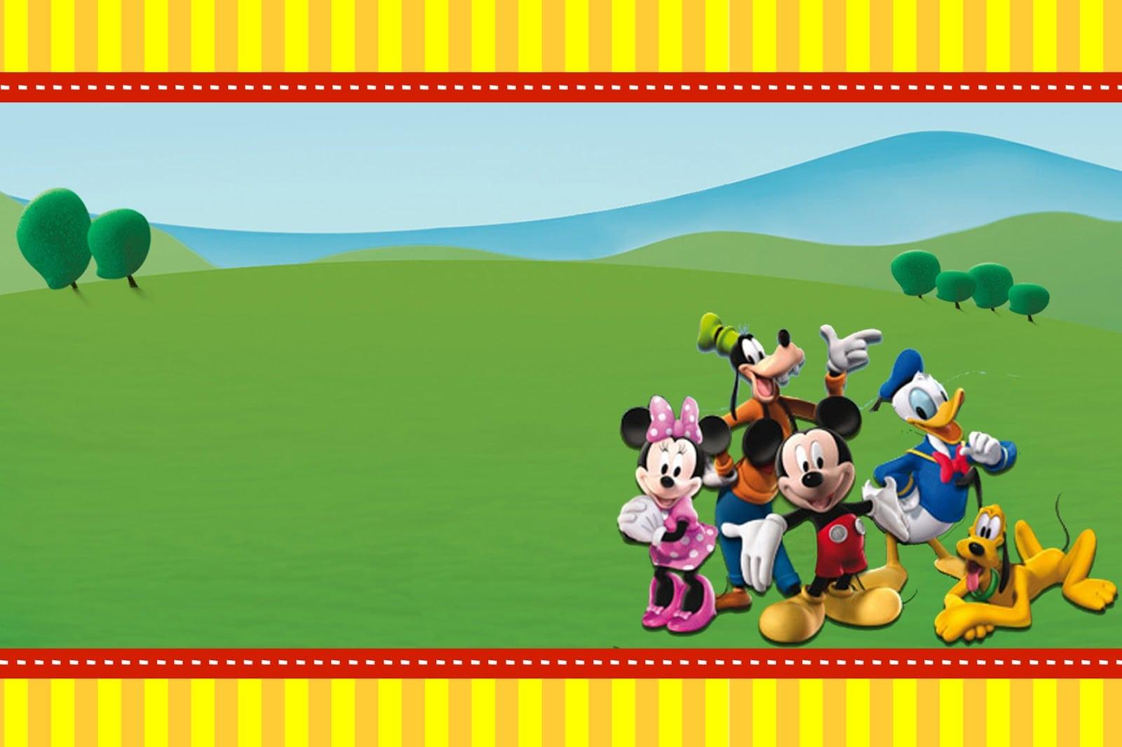 Center A Casa Do Mickey Mouse  Center