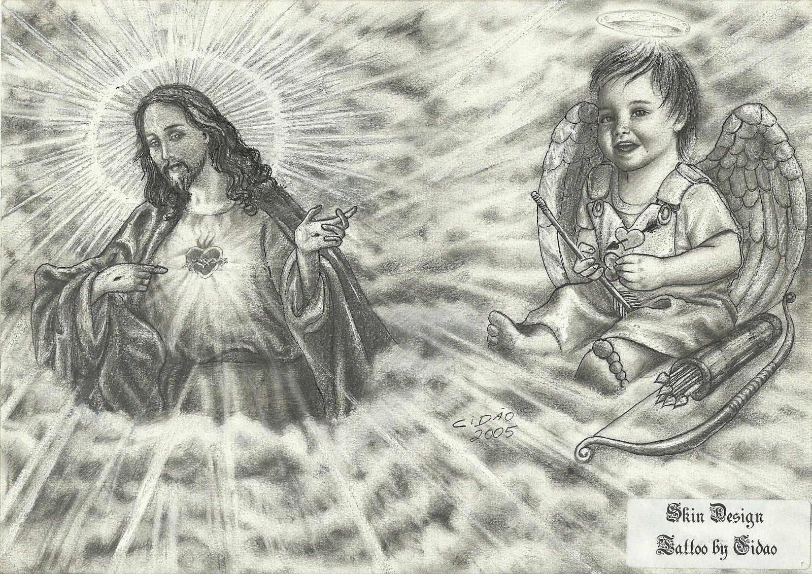 Desenhos De Cristo