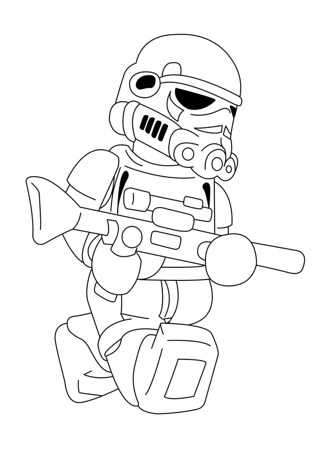 Jogo Desenhos Para Colorir Star Wars Lego No Jogos Online Wx