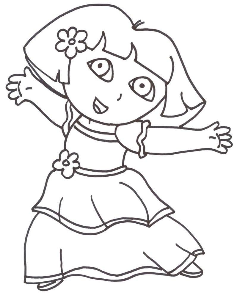 Desenhos Dora Aventureira