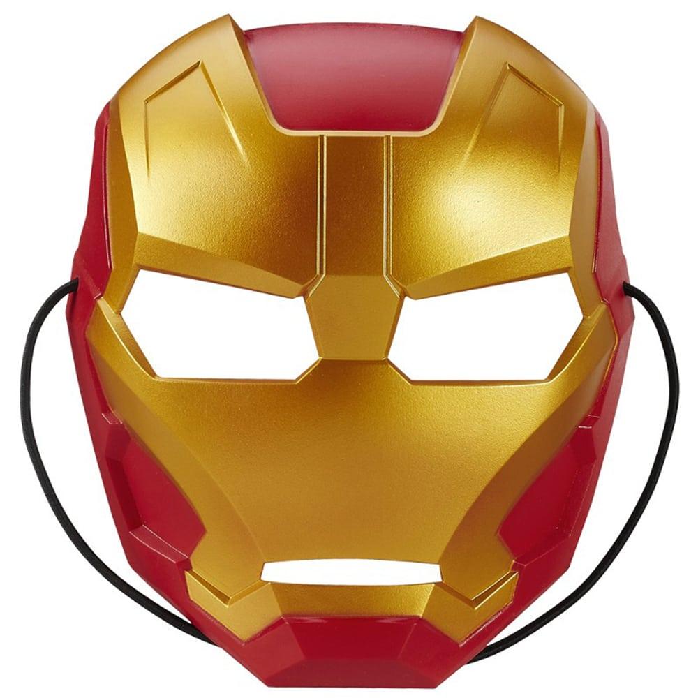 Máscara Básica Homem De Ferro B0440 B1801