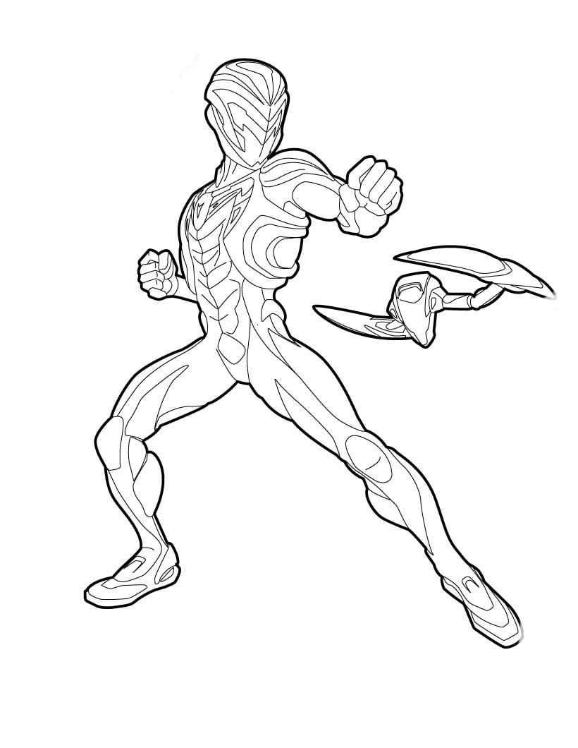 Max Steel Desenhos