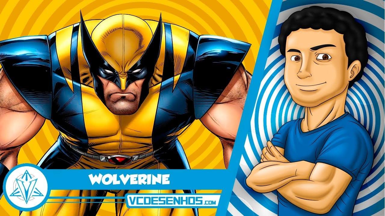 Como Desenhar Wolverine