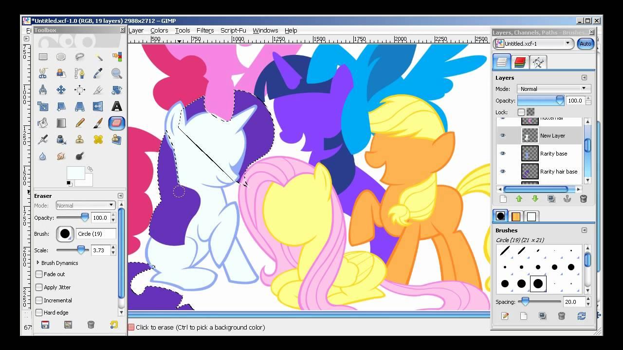 Jogos De Pintar Do My Little Pony