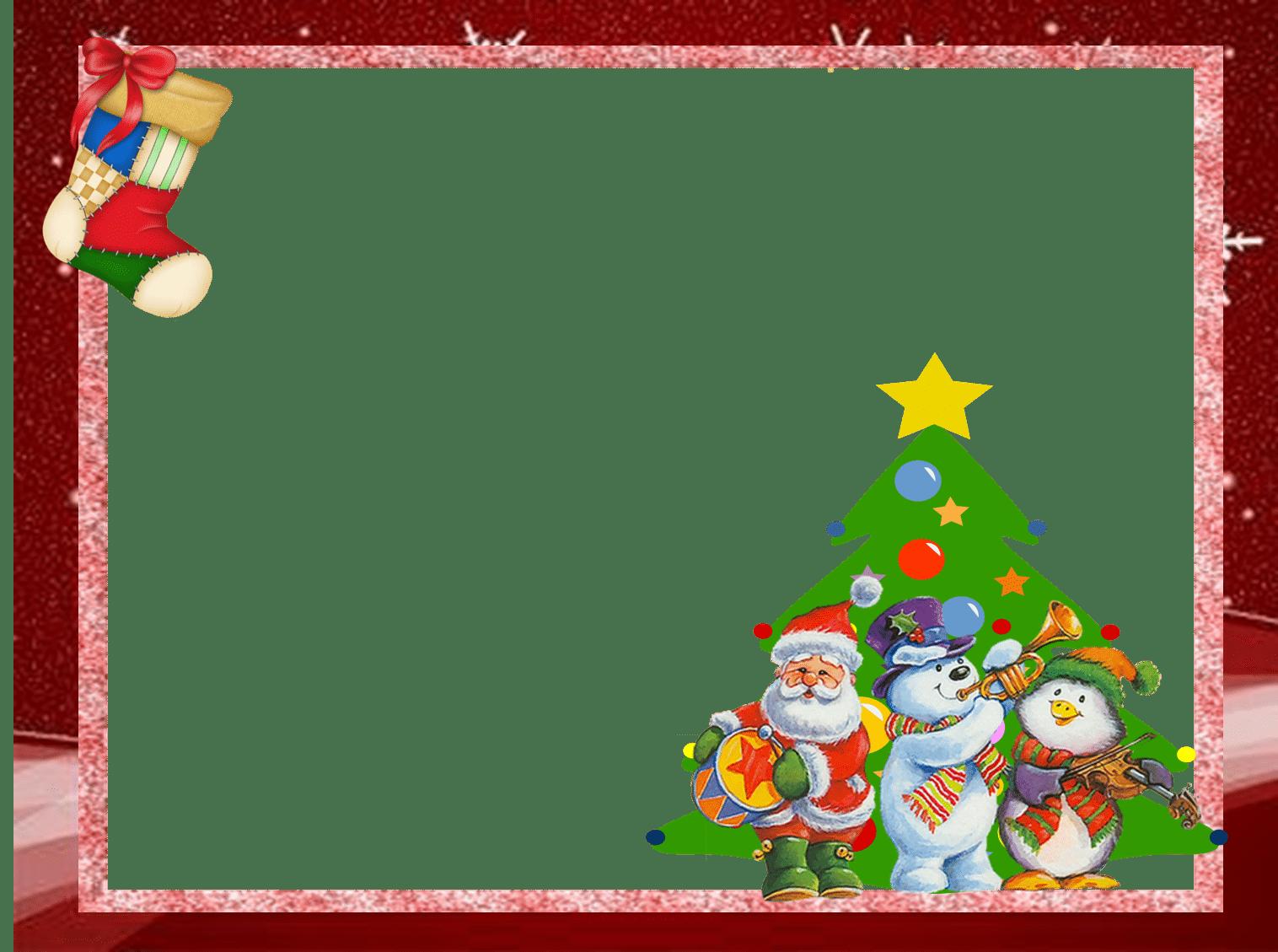 Imprimir Cartão De Natal
