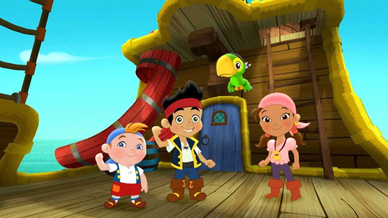 Painel Jake E Os Piratas Da Terra Do Nunca