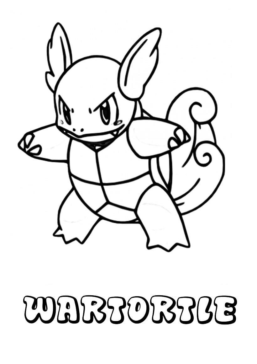 Pokemon Para Colorear Atrápalos A Todos