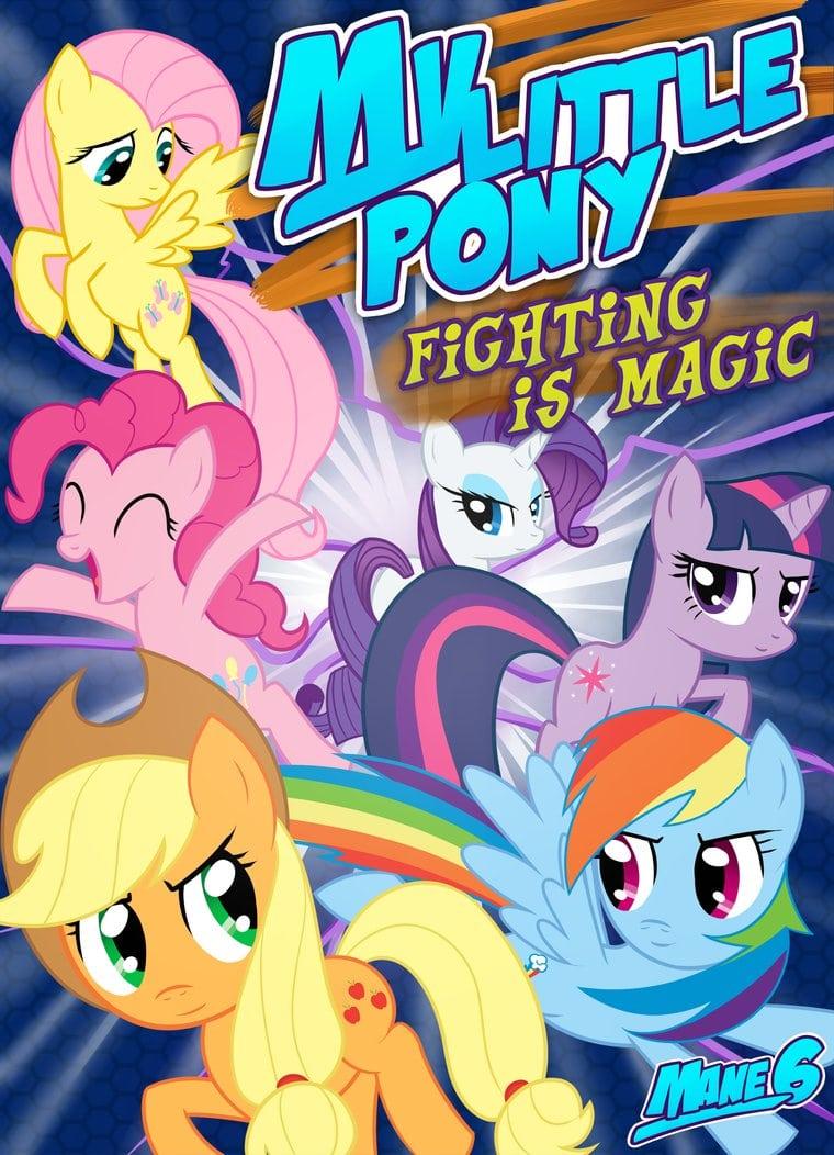 My Little Pony Jogos De Pintar