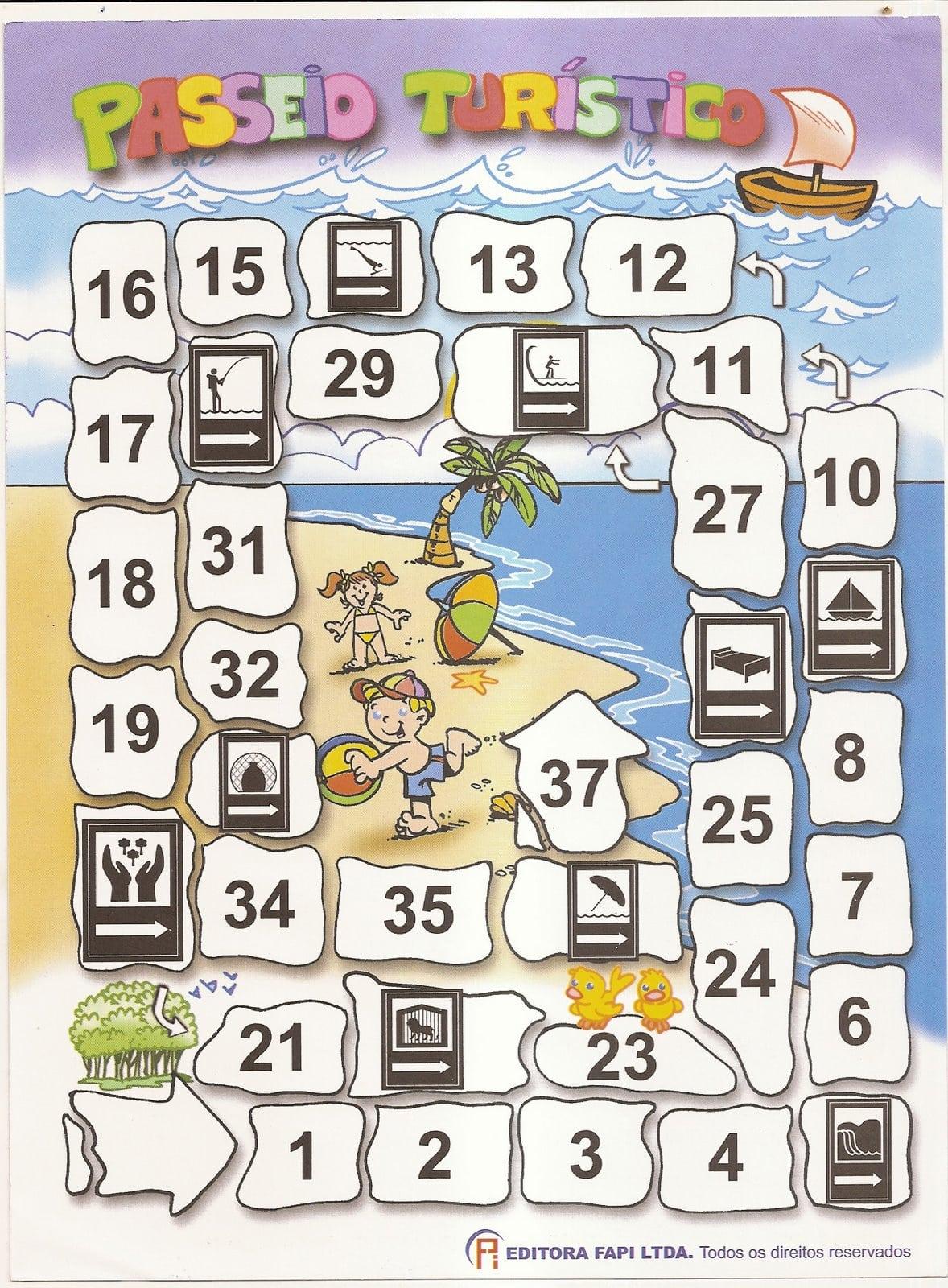 100 Atividades Jogos PedagÓgicos