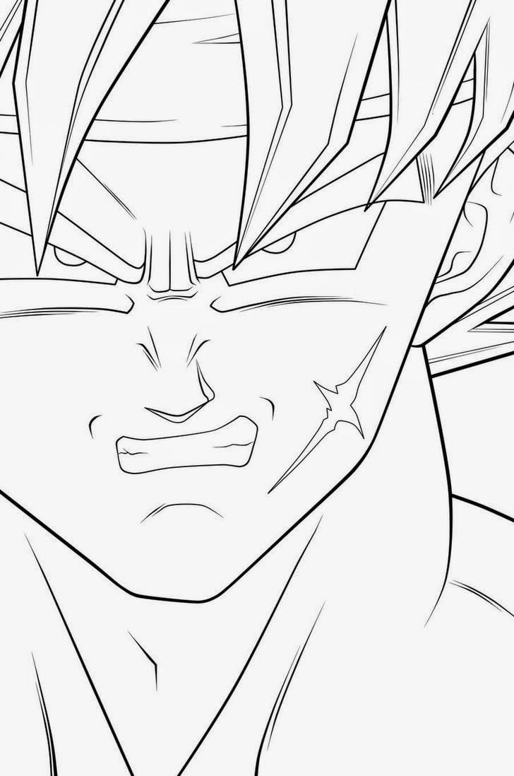 35 Best Dragon Ball Images On Coloring City
