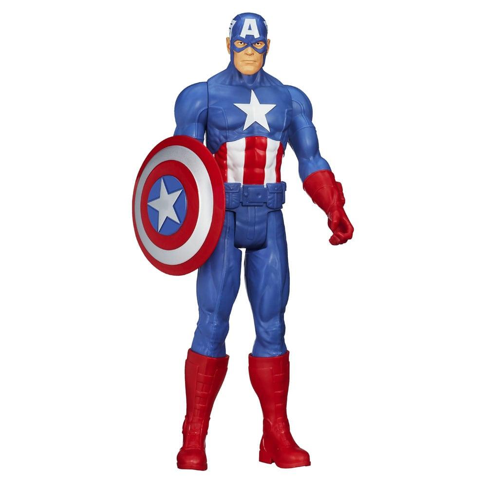 Boneco Capitão América Hasbro A4809