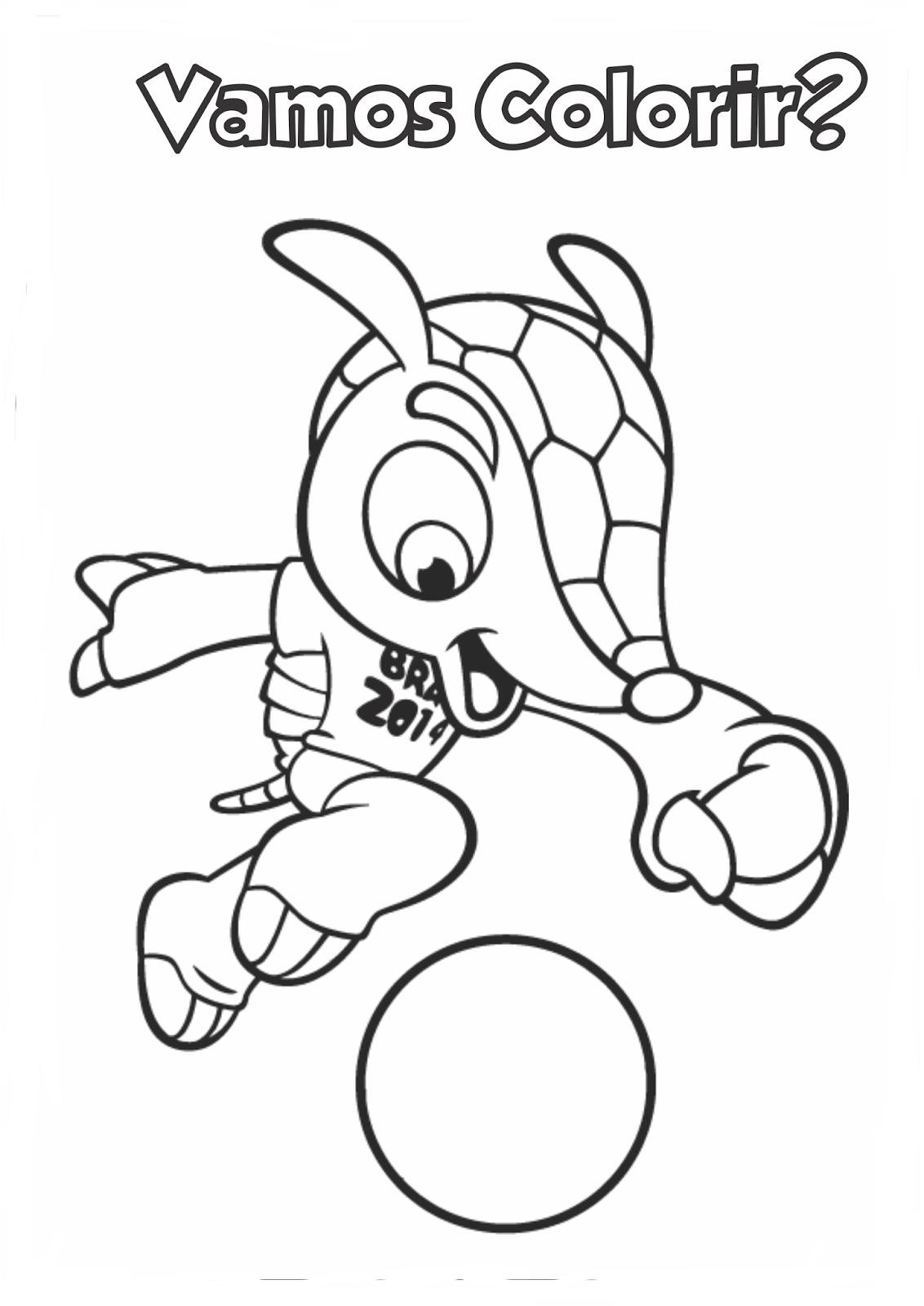 Desenho Da Copa Para Colorir 820ccce21a0