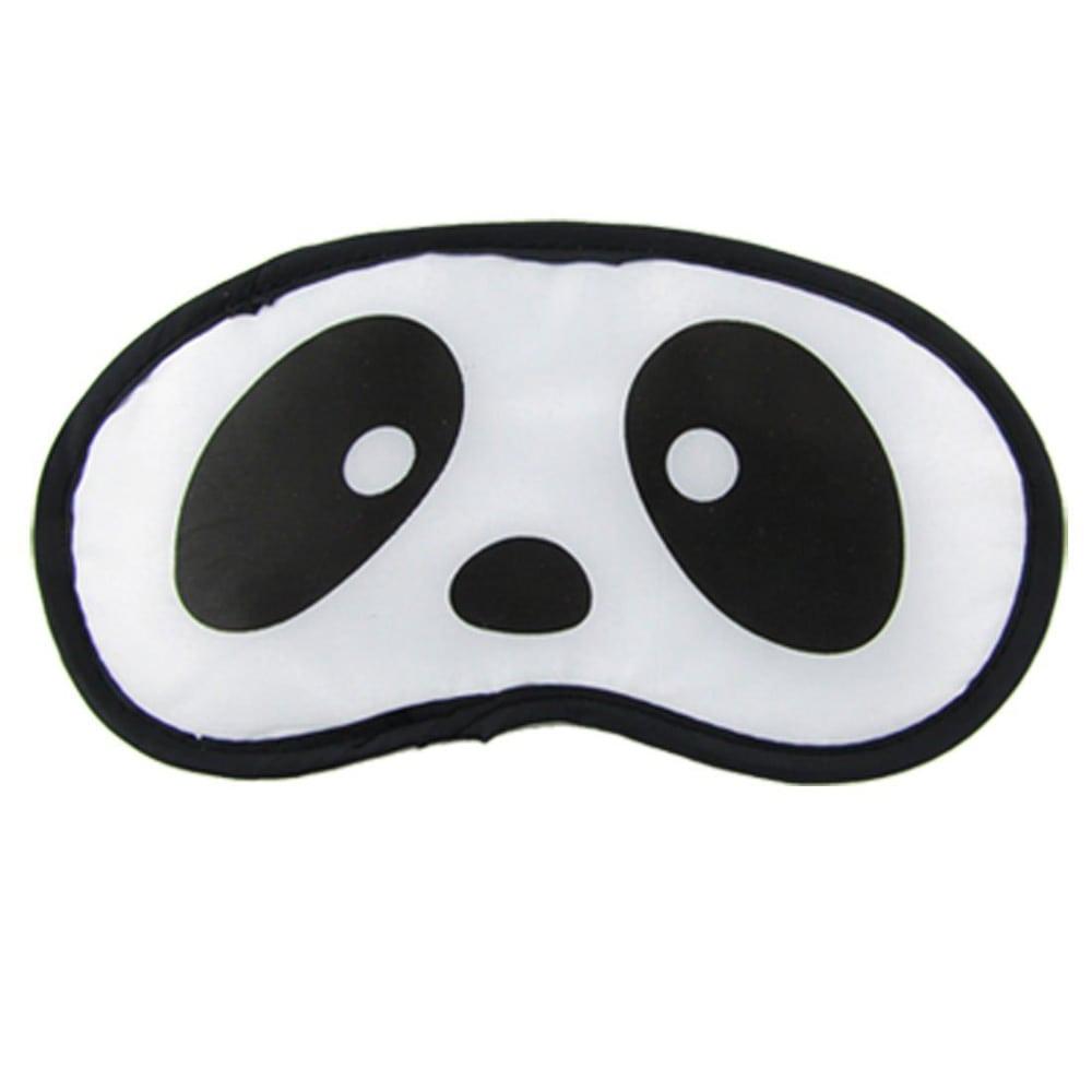Máscara De Panda Branco Popular