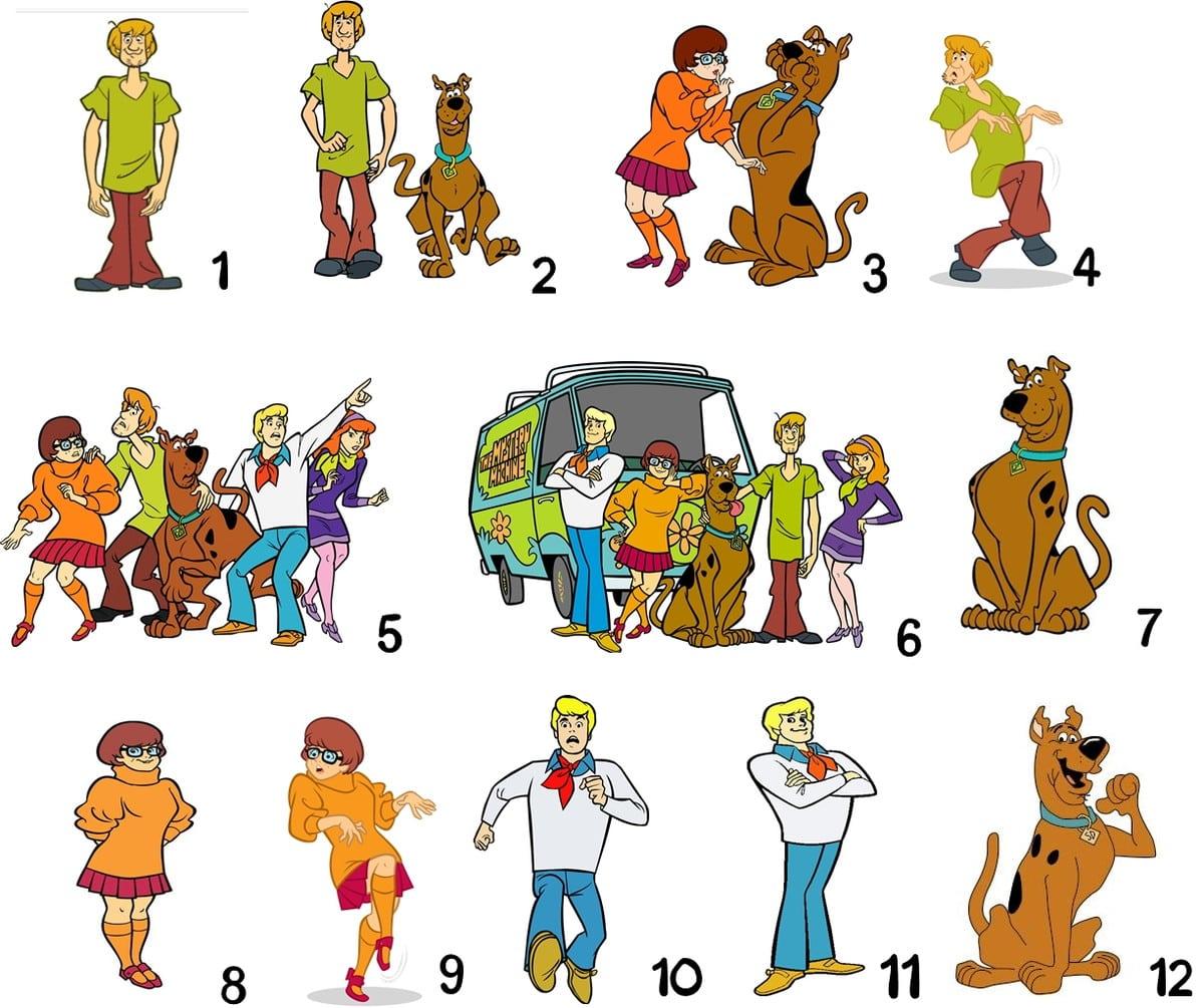 Imagens Do Scooby Doo