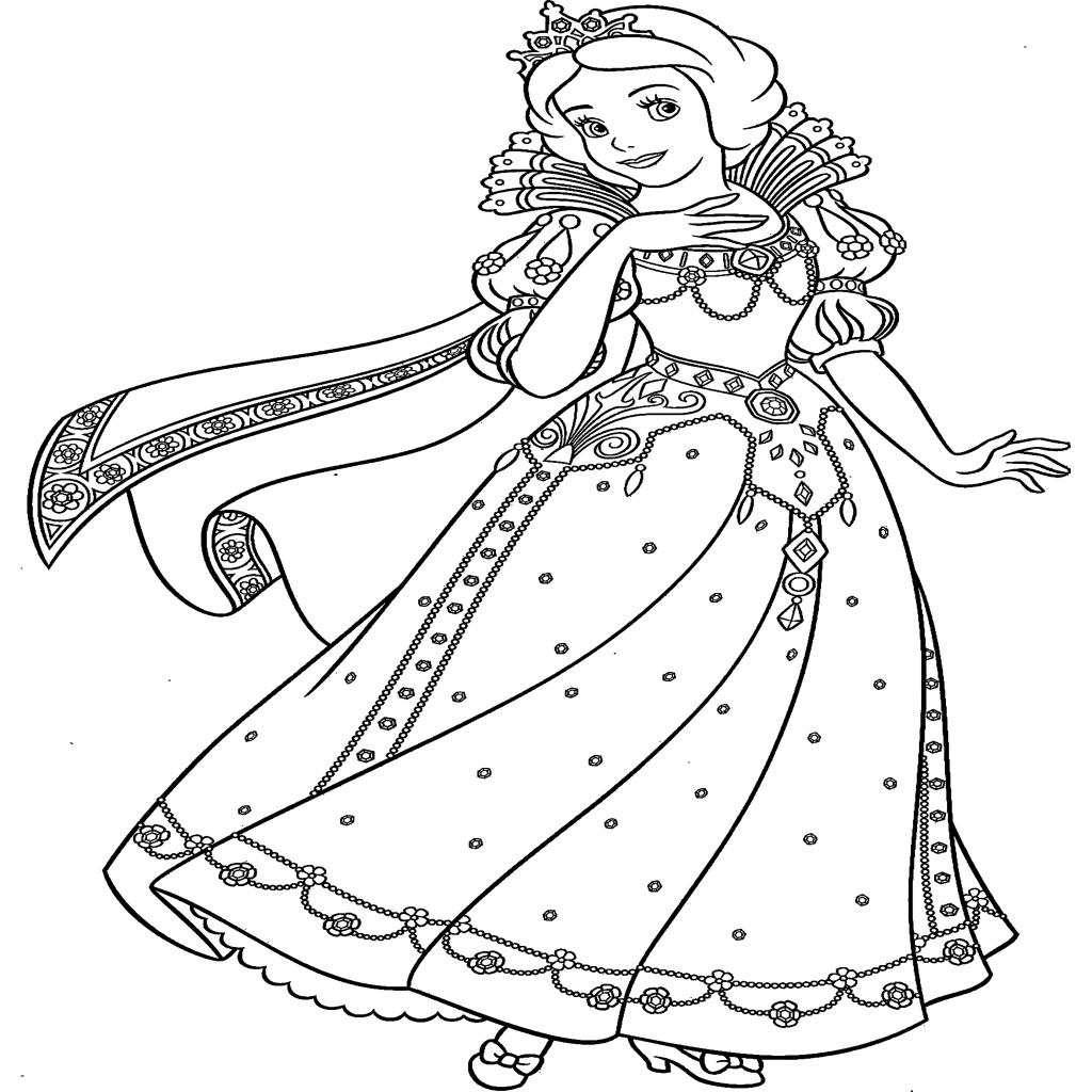 Dibujos Para Colorear De La Ariel dibujo para colorear Ariel dibujos ...