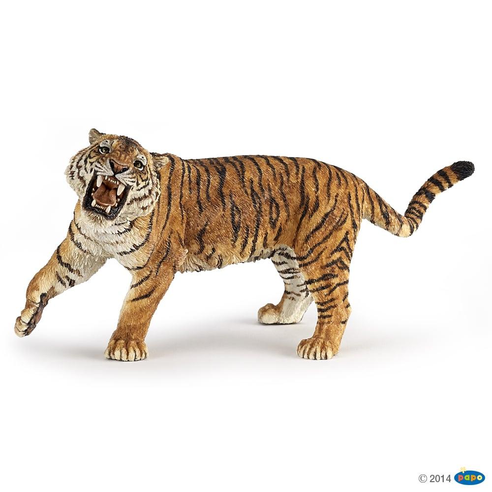 Figurine Tigre Rugiente