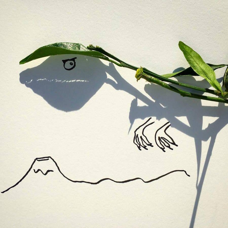 IlustraÇÕes DÃo Vida Às Sombras   Sombra  Shadow  Arte  Desenho