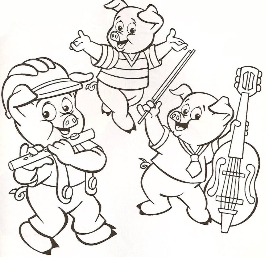 Desenhos Bonitos Infantis Para Colorir