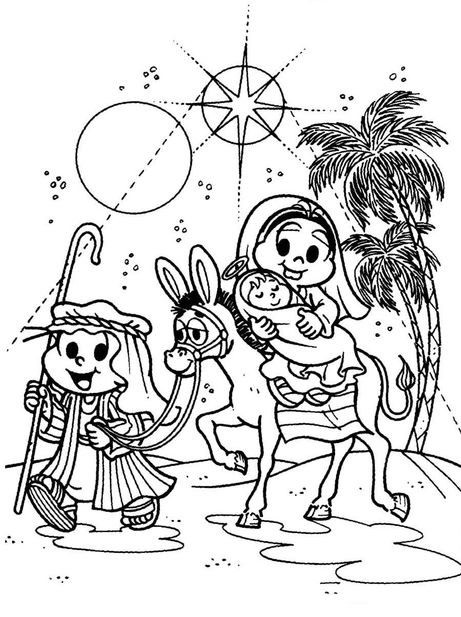 Desenhos De Natal Para Copiar
