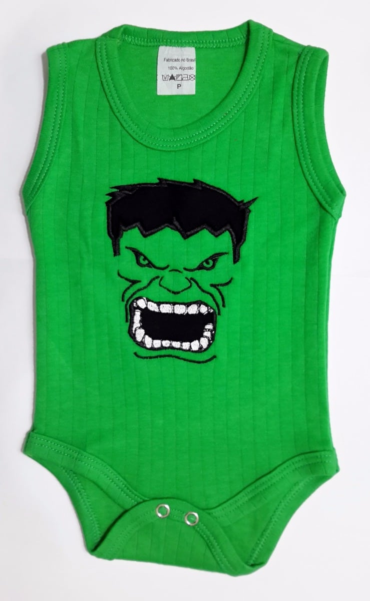 Desenho Infantil Do Hulk