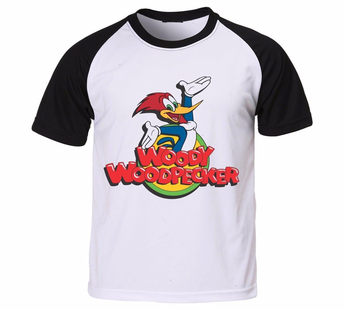 Camiseta Raglan Pica Pal Infantil