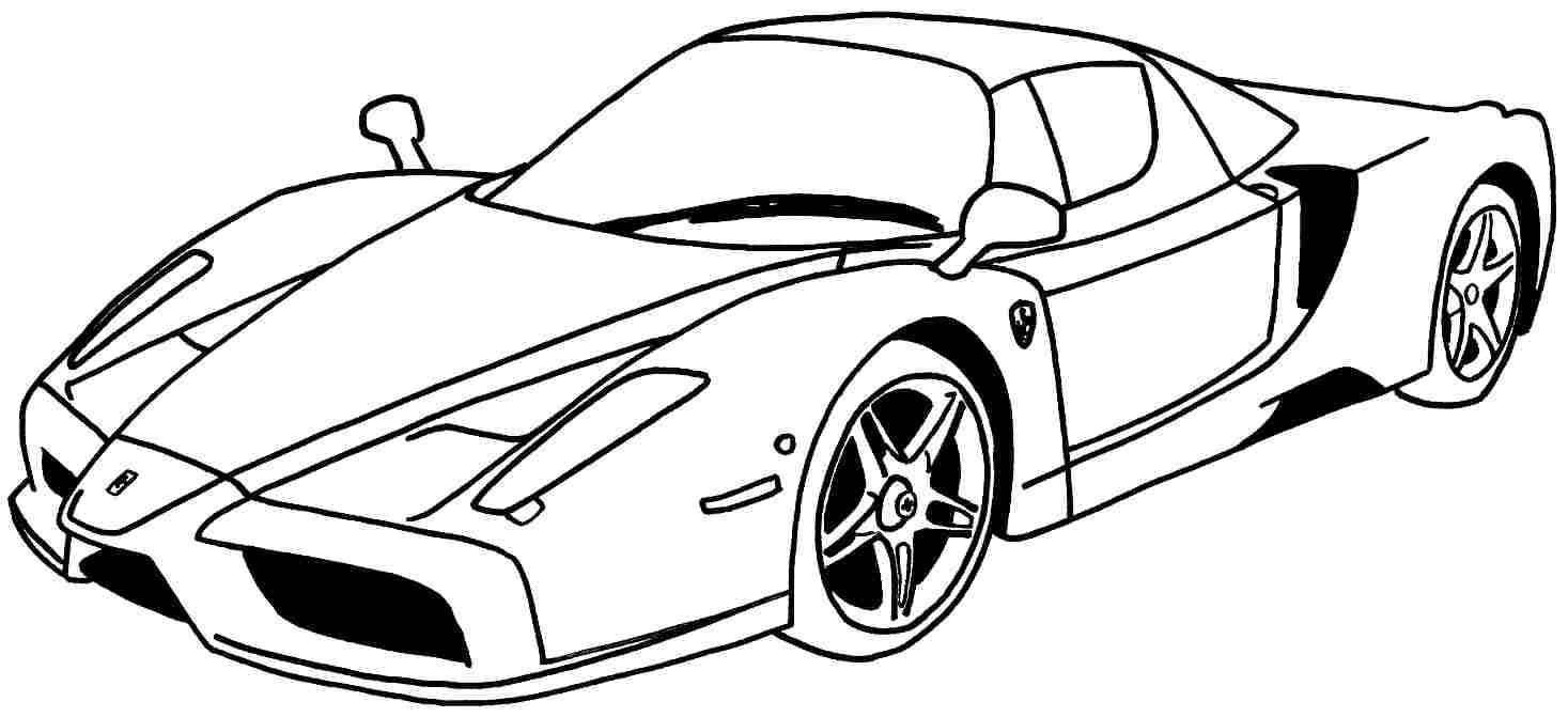 Carros Para Colorir E Pintar 6