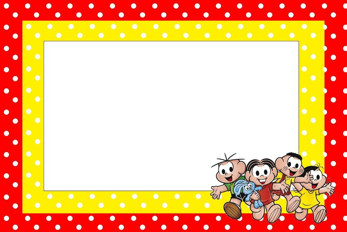 Espaço Infantil – Modelos De Convites Infantis Para Imprimir