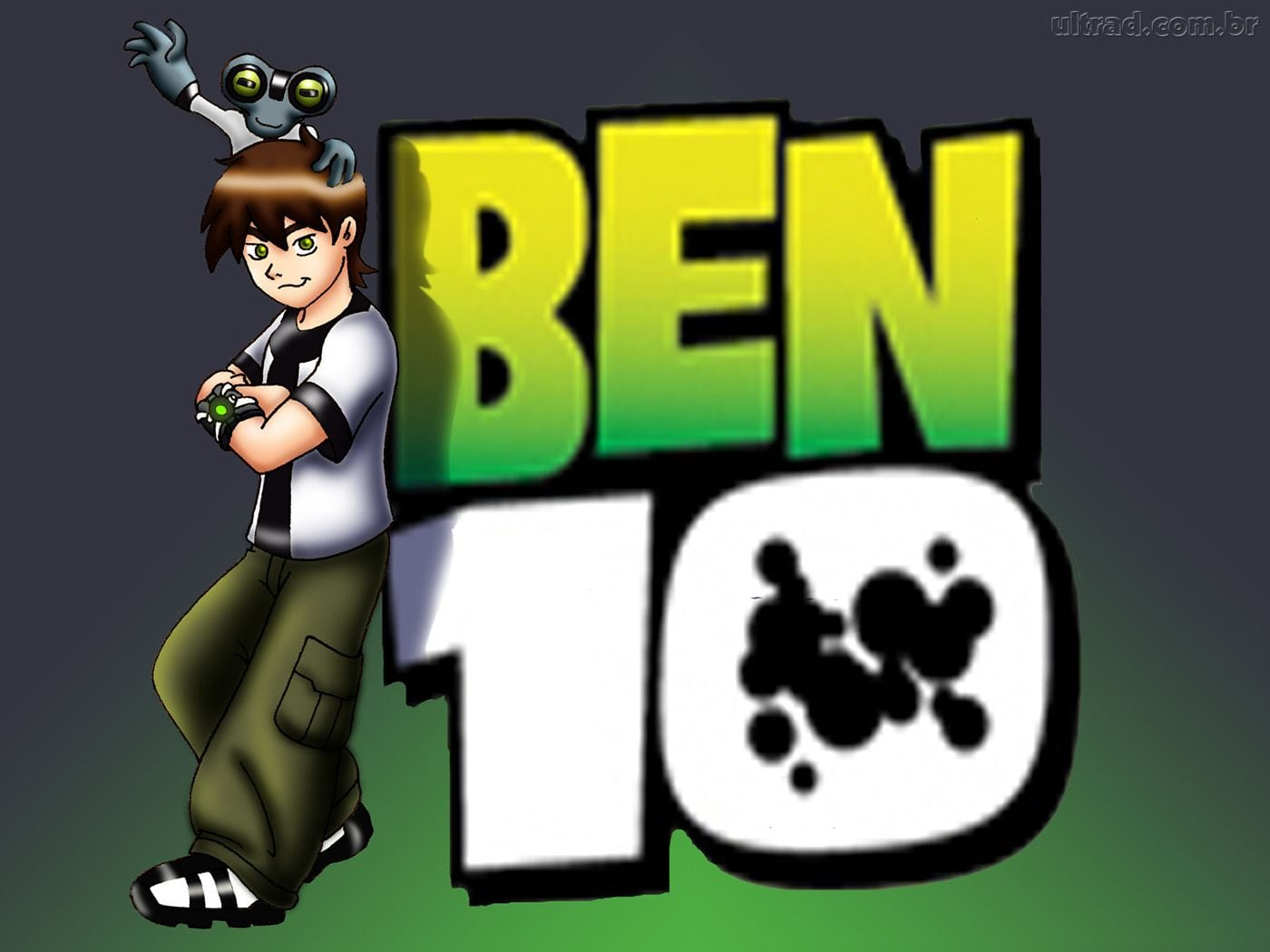 Desenho Ben 10