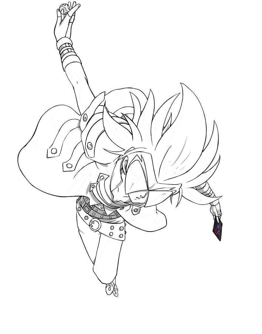 Desenhos Para Colorir Bakugan