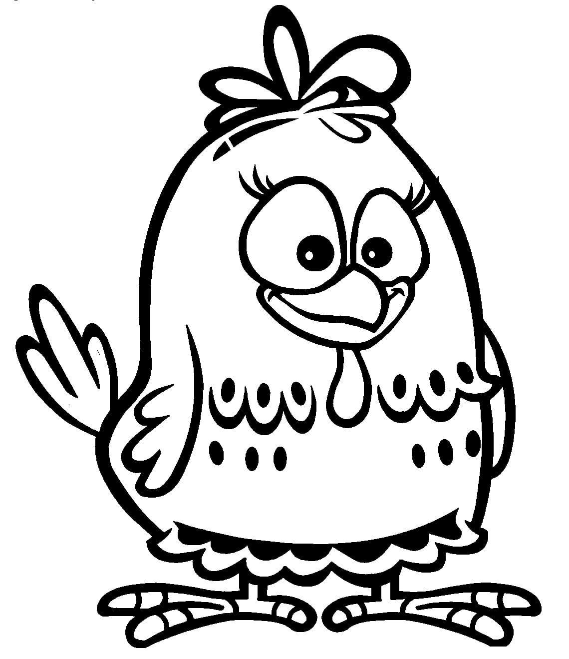 Desenhos Para Criancas Pintar