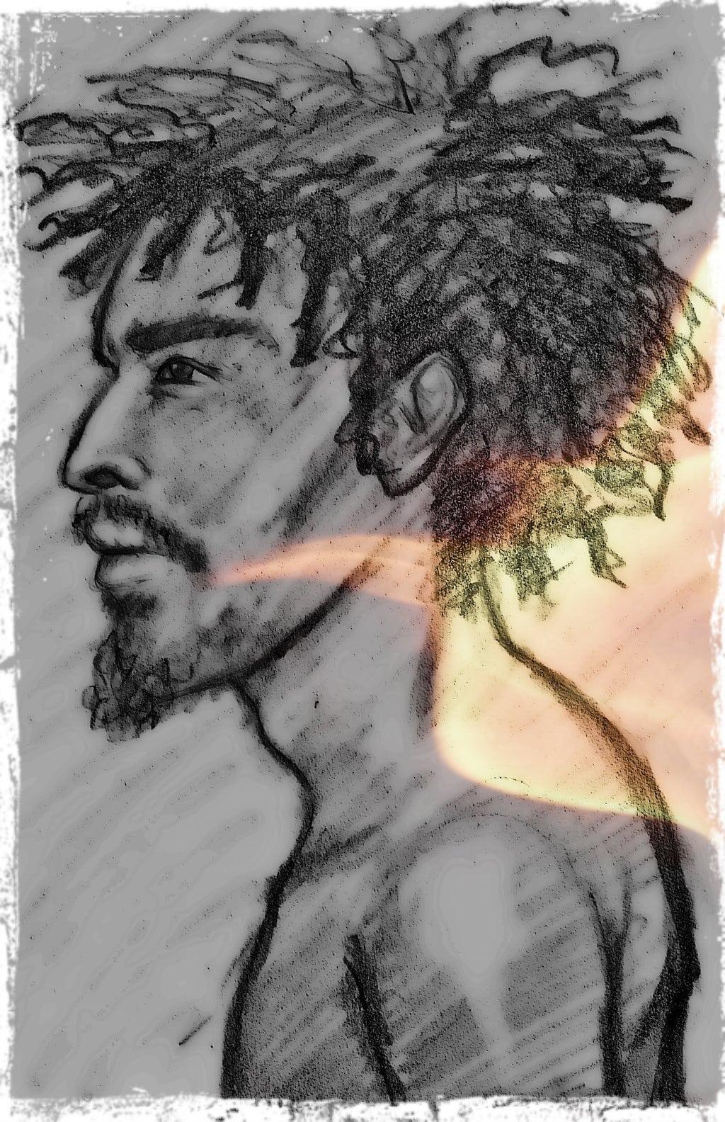 Desenho De Rosto ( Seu Jorge) By Bauel On Deviantart