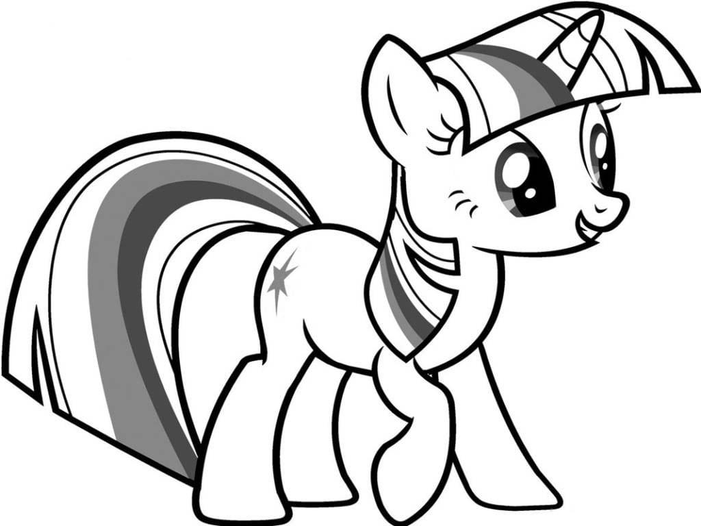 My Little Pony Desenhos Para Colorir