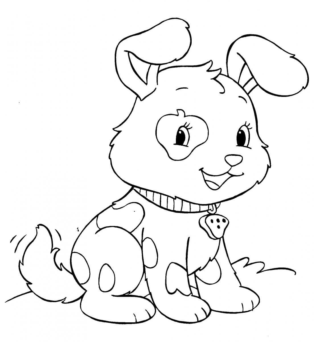Desenhos De Animais Para Colorir – Pampekids Net