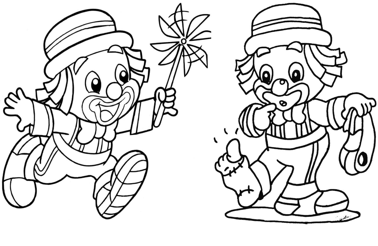 Desenho Do Patati Patata Para Colorir