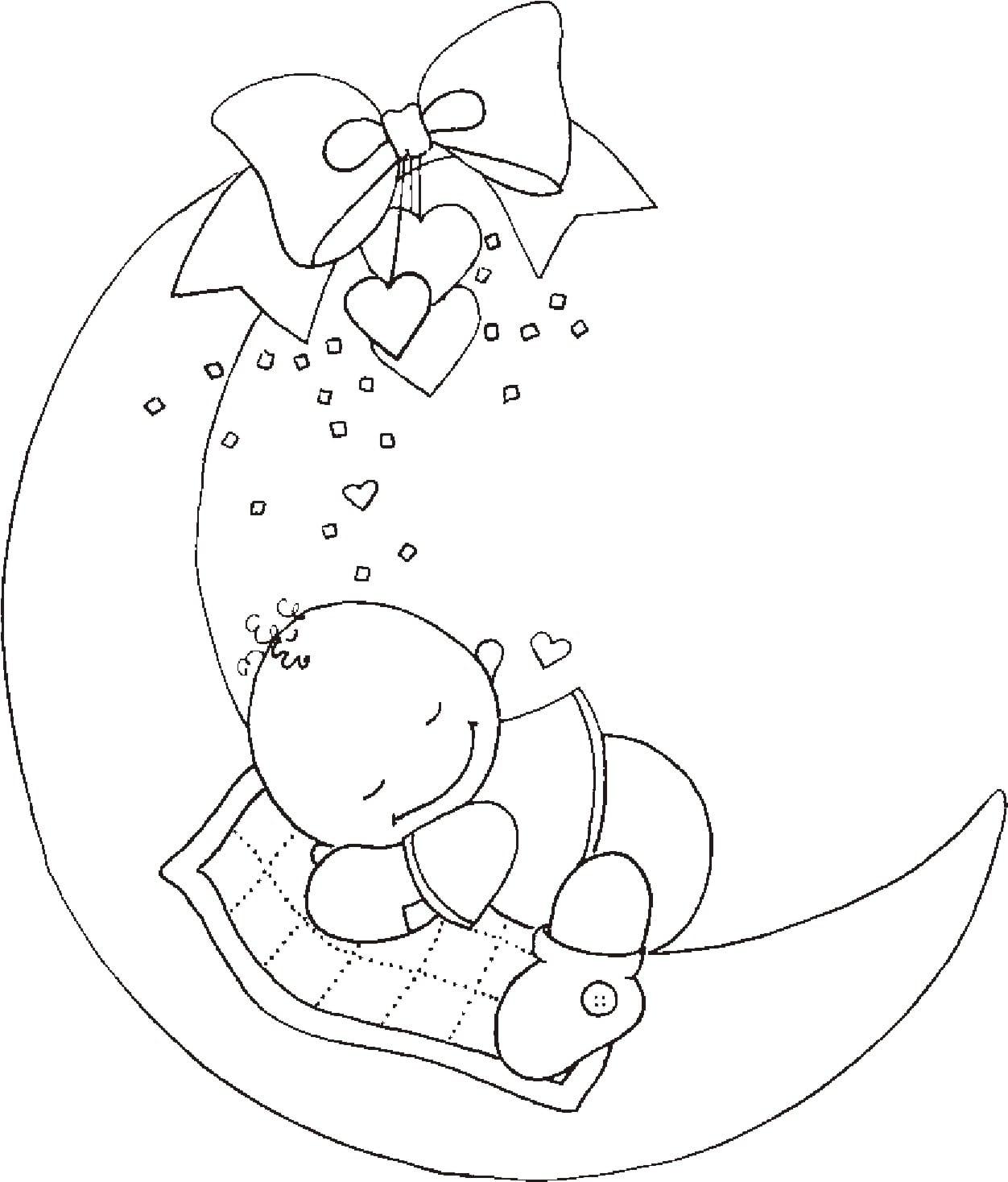Desenho P Bebe