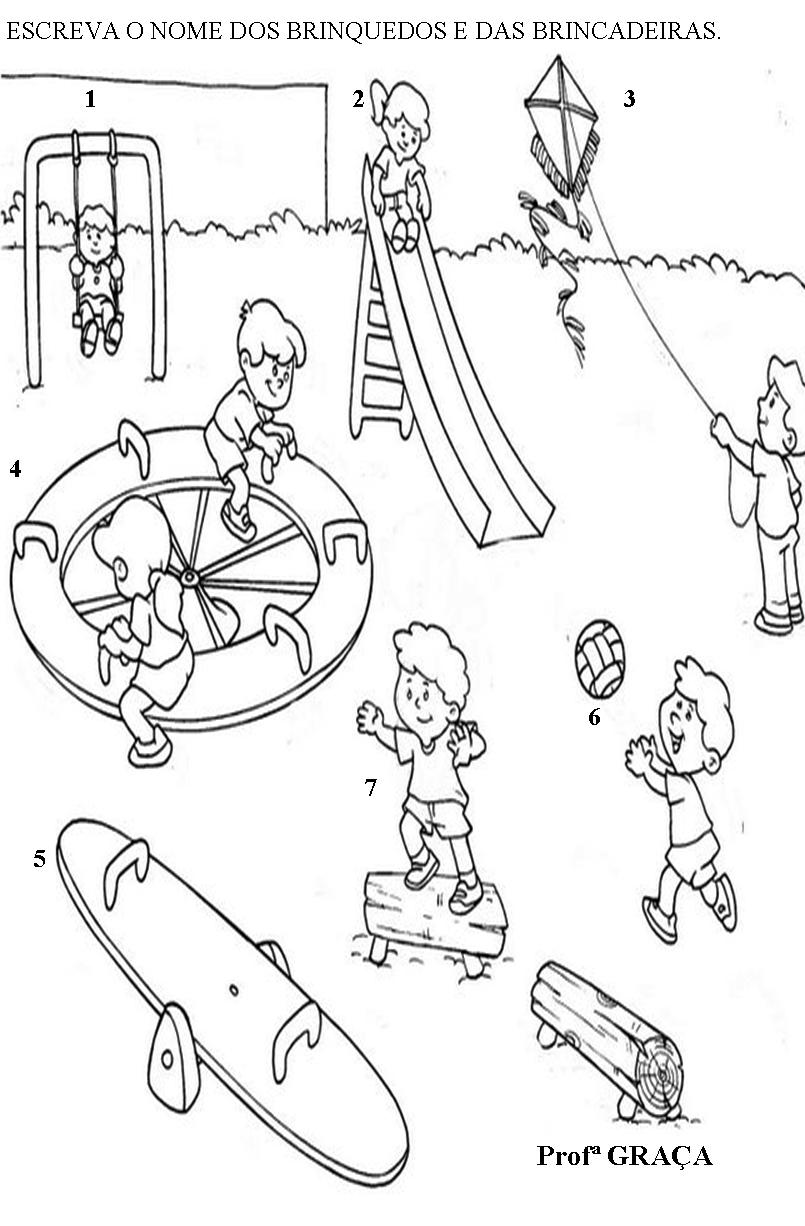 Desenhos De Crian+Úa Para Colorir
