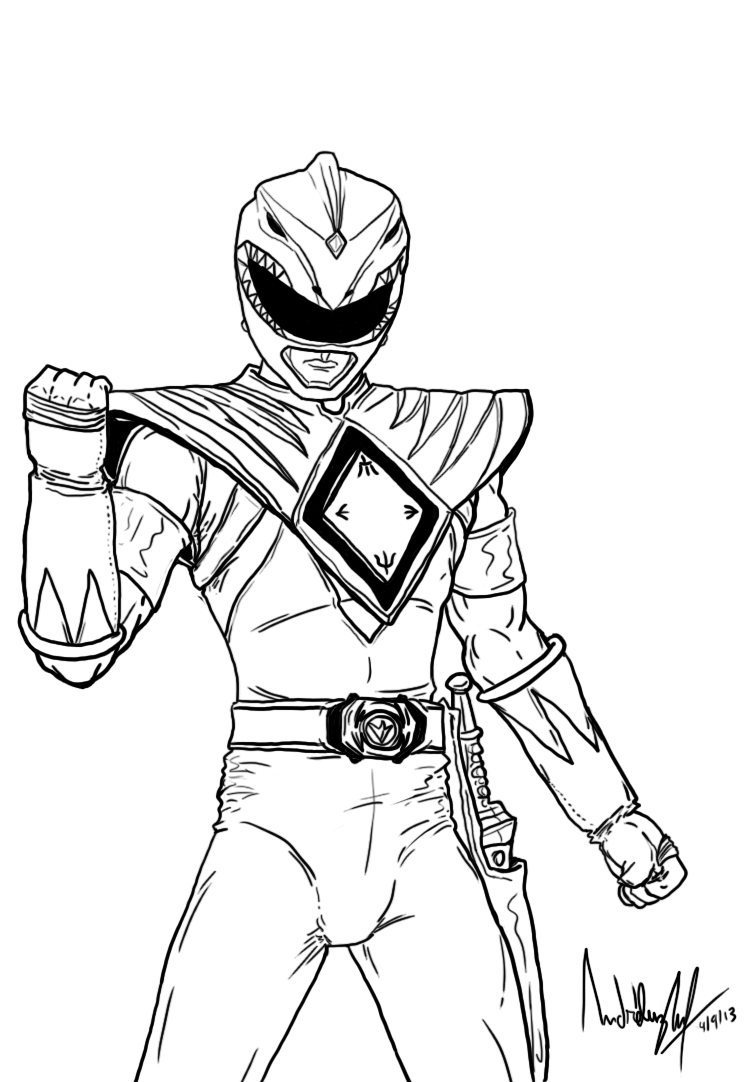 Desenhos Power Rangers – Pampekids Net