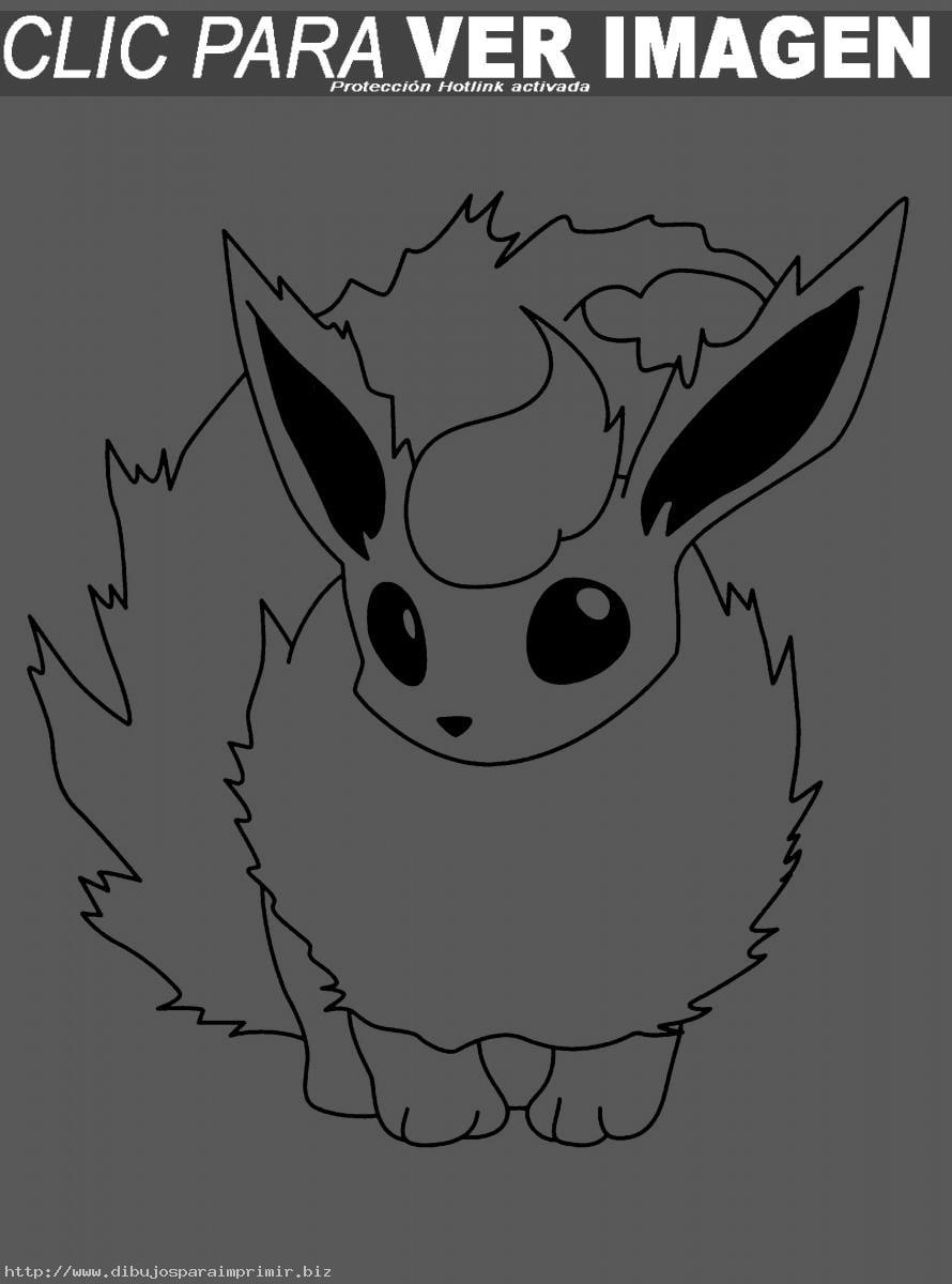 Dibujos Para Imprimir Pokemon 11