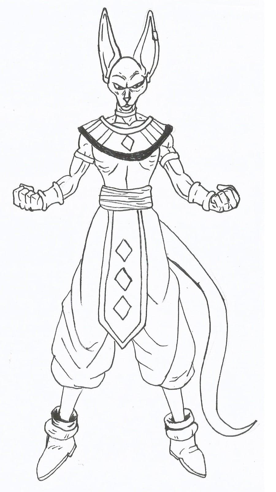 Dragon Ball Z Desenhar – Matring Org