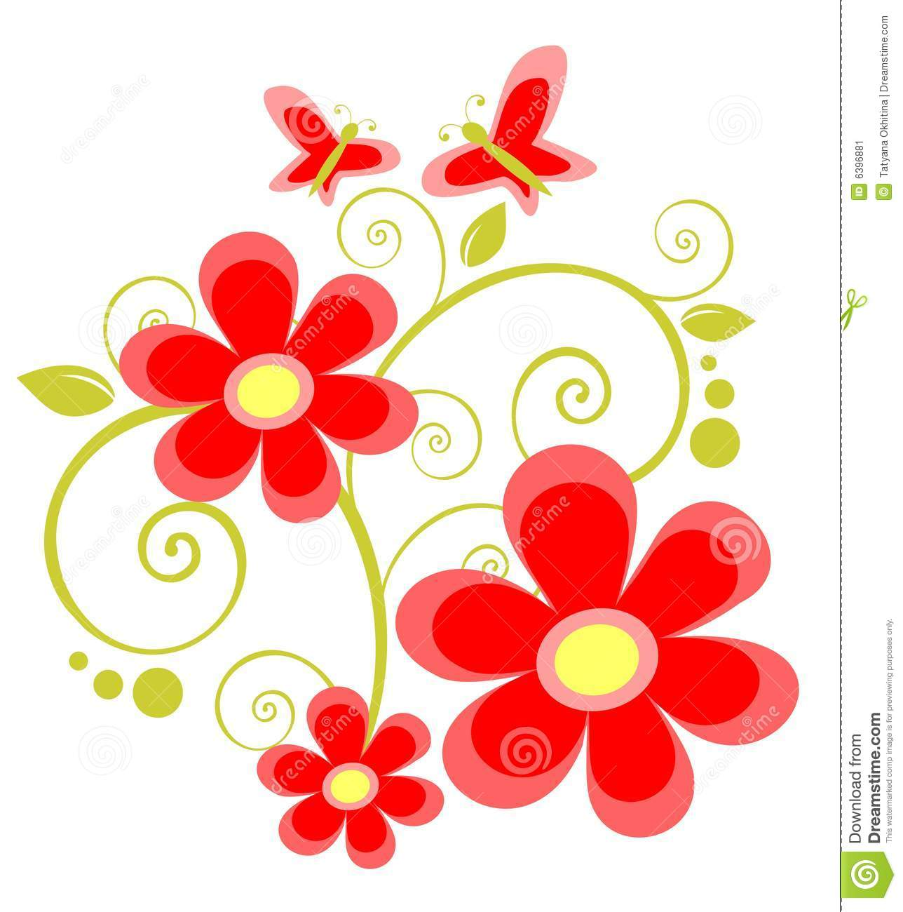 Flores E Borboletas    Avaré