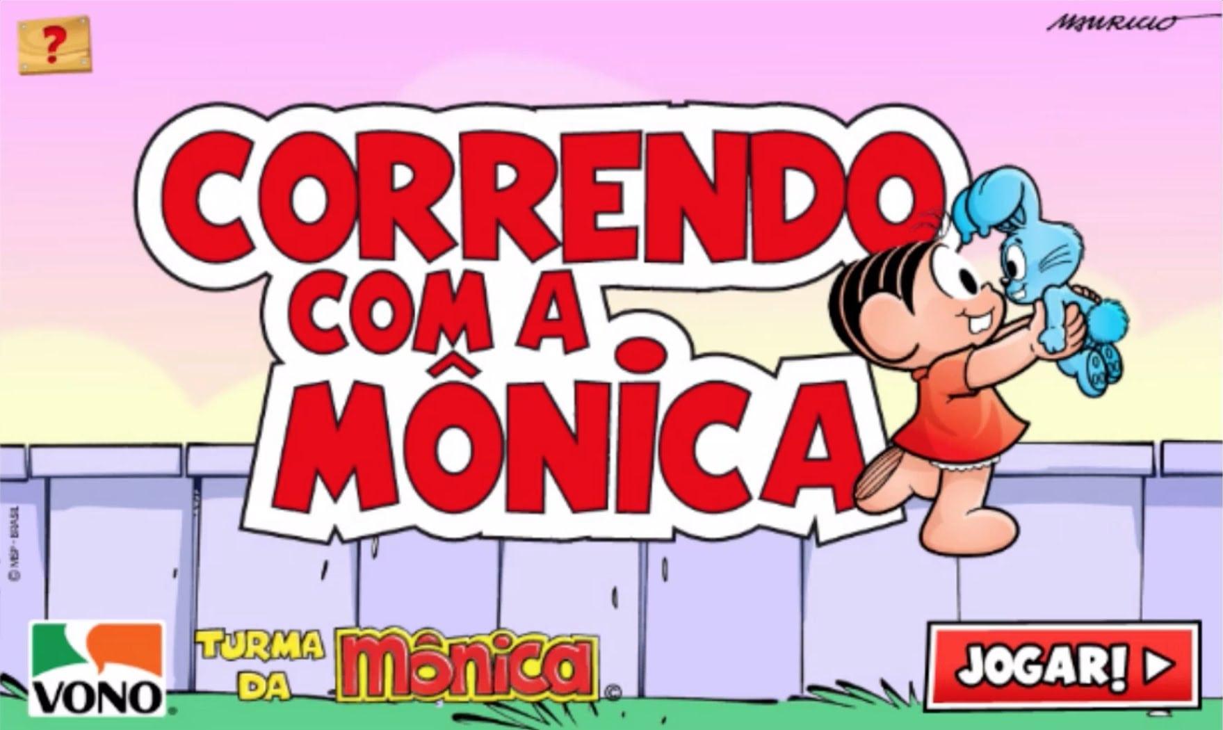 Jogos Da Turma Da Monica No Jogos Online Wx