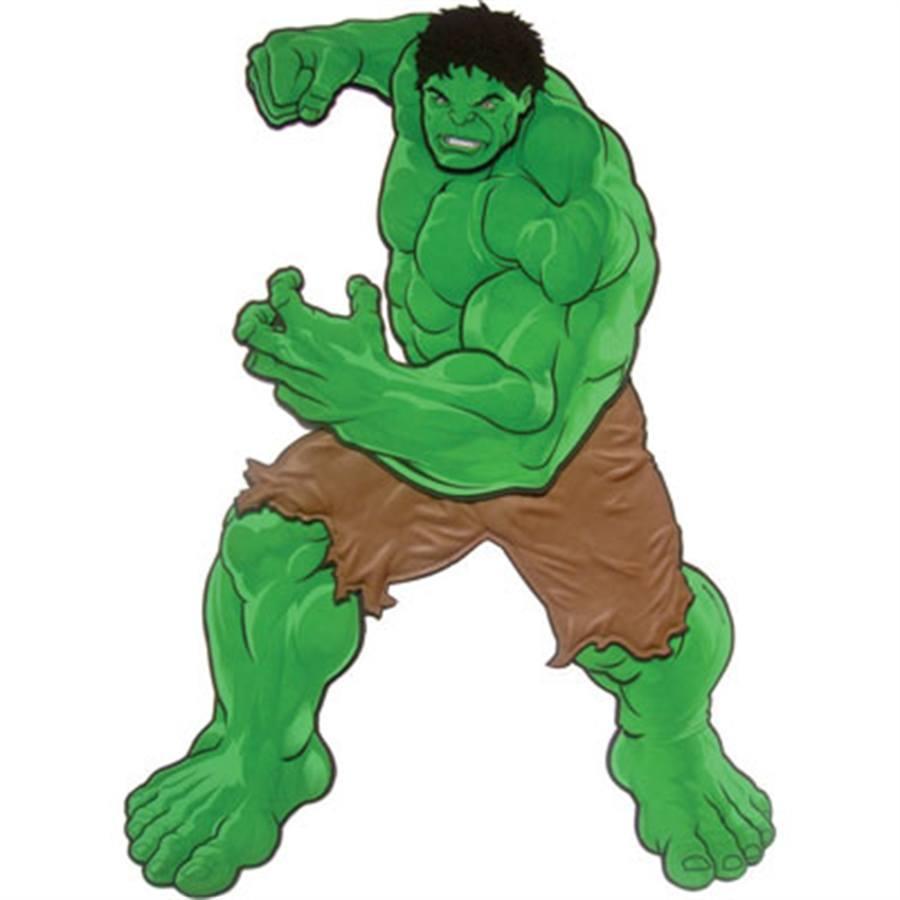 Painel Eva Hulk Piffer Compre Agora! Festabox
