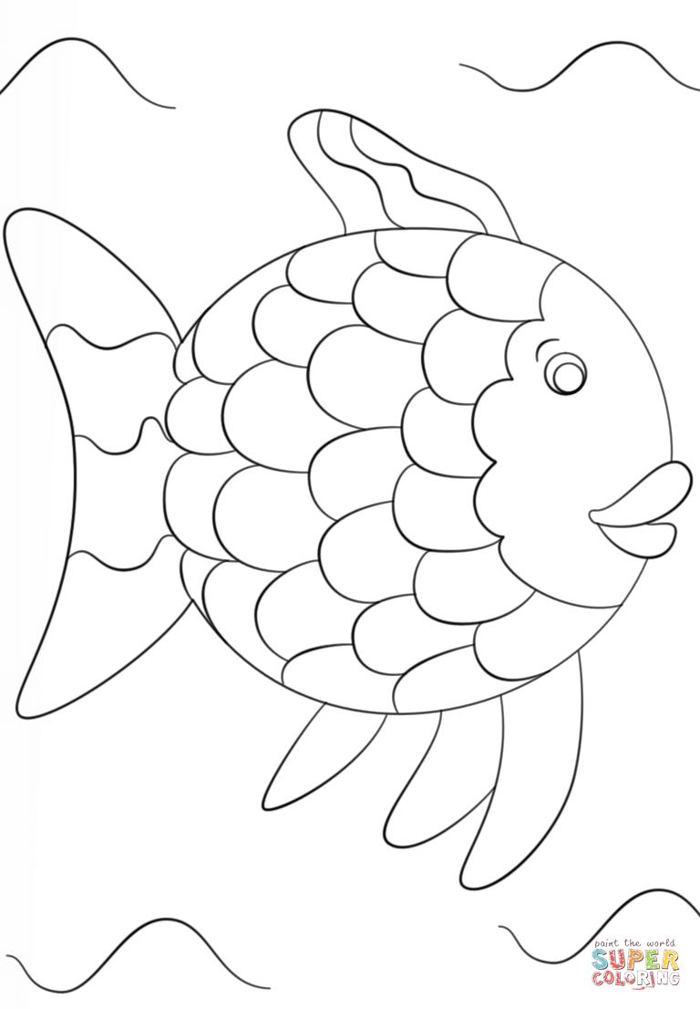 Desenho De Modelo De Peixe Arco