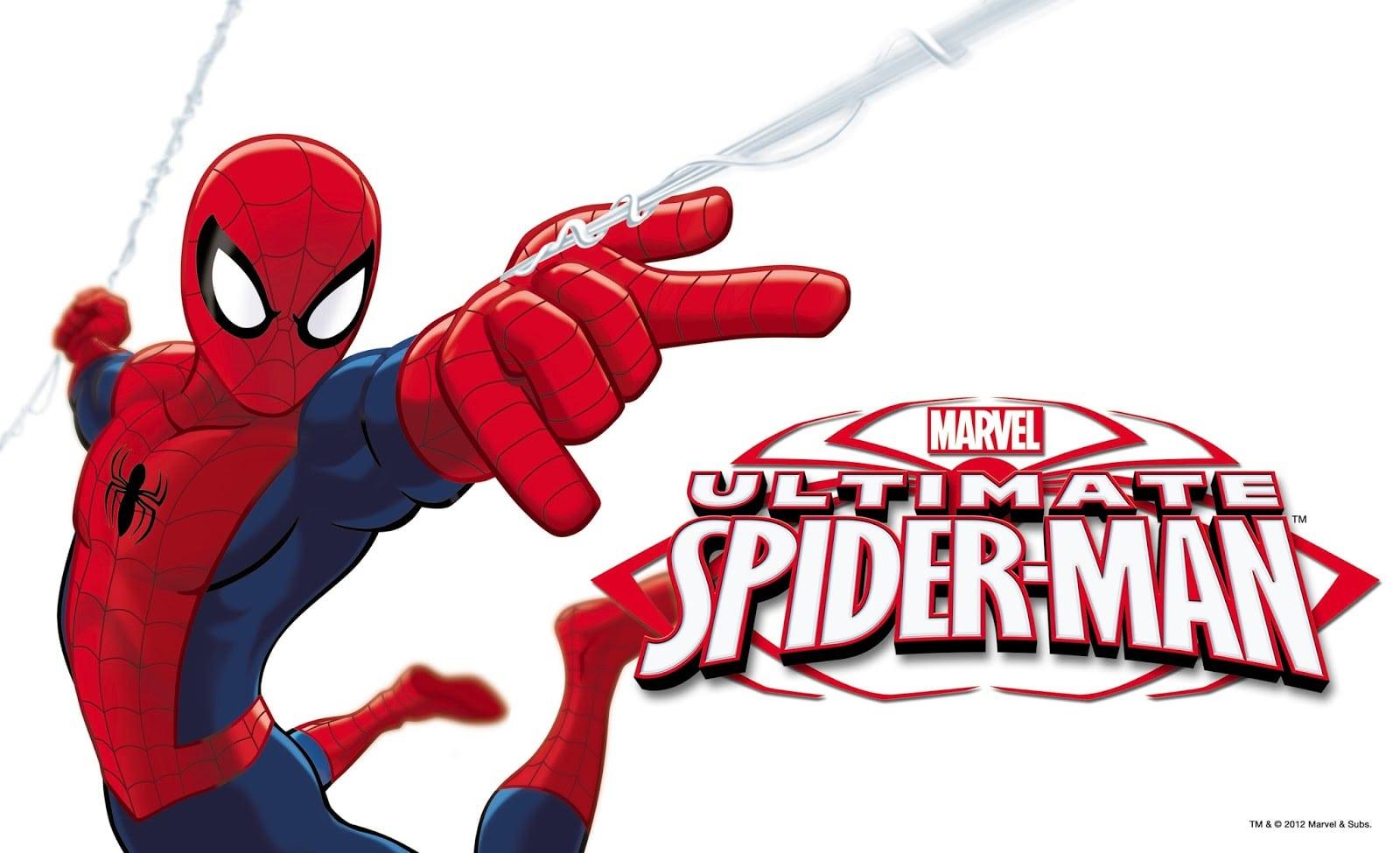 Download 1 E 2 Temporada De Ultimate Spider