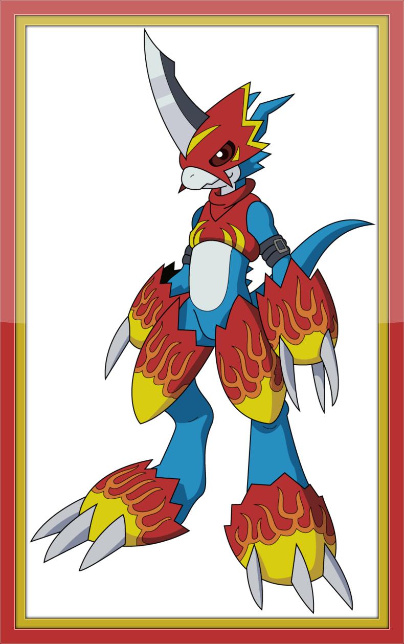 Desenhos Do Réu  Digimon Desenho!